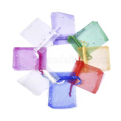 Presents Packages Organza BagsOP-OP077Y-M-1