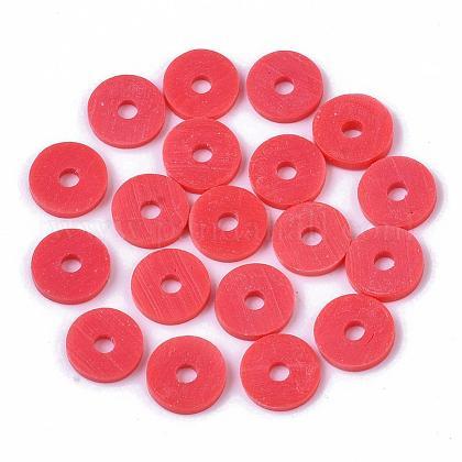 環境手作りポリマークレービーズX-CLAY-R067-6.0mm-30-1