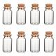 Botellas de vidrio frasco de vidrioAJEW-H004-7-1