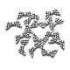 Cuentas de aleación de ala de plata tibetana de plata antiguaX-AB5004Y-3