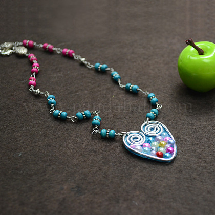 DIY Necklace KitsDIY-JP0003-12-1
