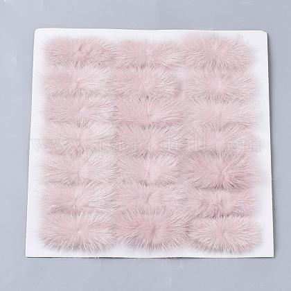 Faux Mink Fur Rectangle DecorationFIND-S320-01A-07-1-1