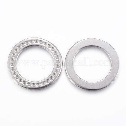 304 base de rhinestone de conectores de acero inoxidableX-STAS-H416-04P-1