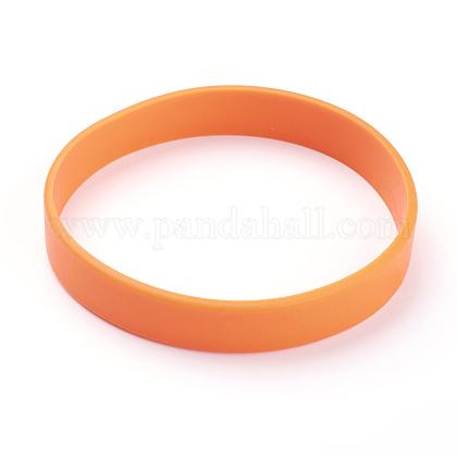 Pulseras de cordón pulseras personalizadas en blancoBJEW-XCP0002-01B-1