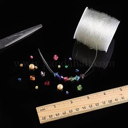 弾性水晶スレッドEW-0.8D-1-1