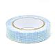 Single Face Pattern Printed Cotton & Hemp RibbonsOCOR-R070-04-1.5cm-4