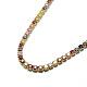 Brass NecklacesNJEW-I104-14G-3