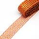 メッシュリボンPNT-R011-4.5cm-G01-2