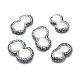Perlas naturales abalorios de agua dulce cultivadasRB-A062-027-1