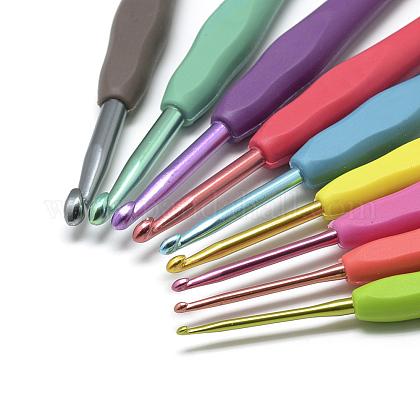 アルミかぎ針編みのフック針TOOL-Q010-02-1