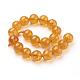 Natural Quartz Crystal Beads StrandsG-C076-10mm-6-2