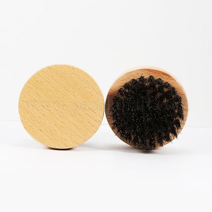 Natural Beech Beard BrushX-MRMJ-S006-61-1-1