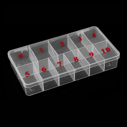 Boîtes à outils en plastique nail artMRMJ-Q034-068C-1