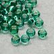 Perles de rocaille en verre transparent fgb® 6/0SEED-Q007-4mm-F50-1
