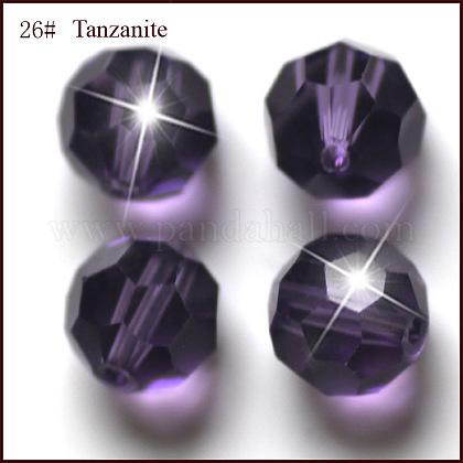 Imitation Austrian Crystal BeadsSWAR-F021-4mm-539-1