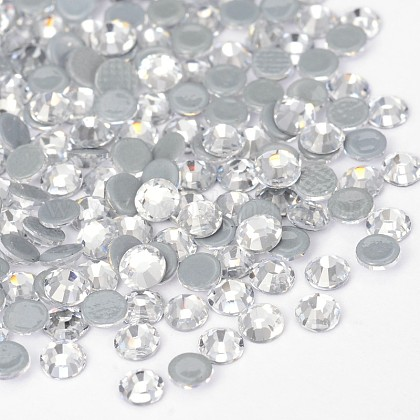 Vidrio de hotfix Diamante de imitaciónRGLA-A019-SS10-001-1