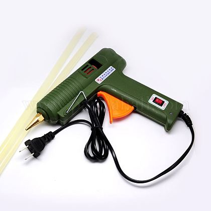 110V-240V Hot Glue Gun for USA TOOL-D025-03-1