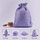黄麻布ラッピングポーチ巾着袋ABAG-PH0002-24-6
