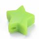 Abalorios de silicona ambiental de grado alimenticioSIL-T041-03-2