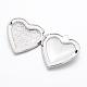 Románticas ideas del día de San Valentín para él con sus colgantes medallón foto de latónECF138-2