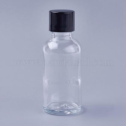 30mlガラスエッセンシャルオイルボトルMRMJ-WH0055-01-30ml-1