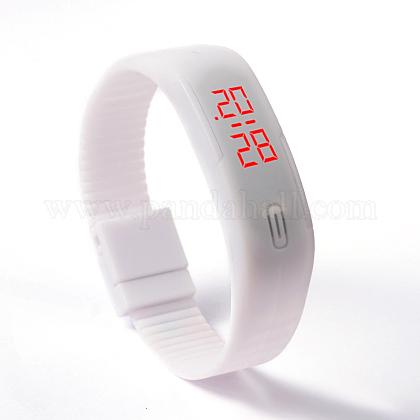 Silicon Electronic WristwatchesWACH-O009-03K-1