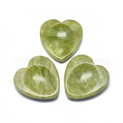 Jade xinyi natural / masajeador de jade sureño chinoDJEW-F007-C03-1