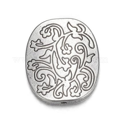 Tibetischer stil legierung perlenAB5607Y-1