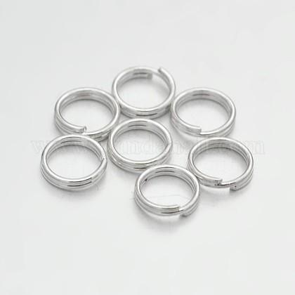 Brass Split RingsX-KK-E647-10S-6mm-1