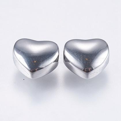 Abalorios de 304 acero inoxidableX-STAS-I069-24-1