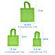 環境にやさしい再利用可能なバッグABAG-PH0002-22-2