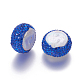 Perlas naturales abalorios de agua dulce cultivadasPEAR-F015-21-2