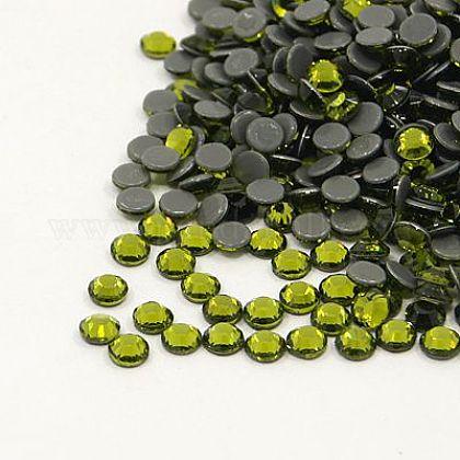 Vidrio de hotfix Diamante de imitaciónRGLA-A019-SS30-228-1
