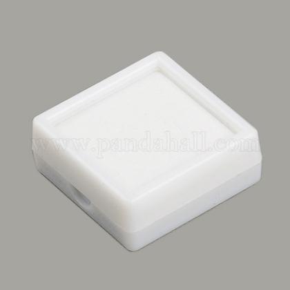 Boîtes d'ensemble de bijoux en plastiqueX-OBOX-G007-03B-1