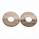 Colgantes de resina y madera de nogalRESI-S358-50-2