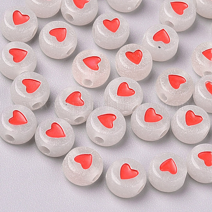 Perles acryliques lumineusesX-MACR-S273-39-1