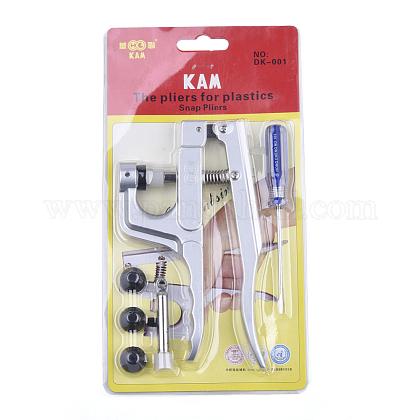 Kits d'outils à pinces à attaches rapidesTOOL-Q019-01-1