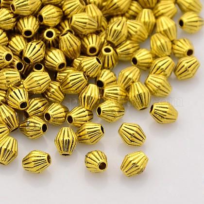 Abalorios de aleación de estilo tibetanoK08YP031-1