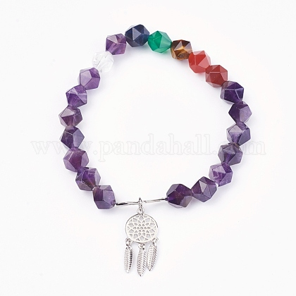 Chakra JewelryBJEW-O162-C10-1