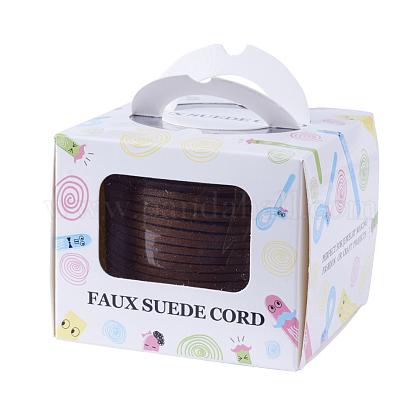 Environmental Faux Suede CordLW-JP0004-09-1