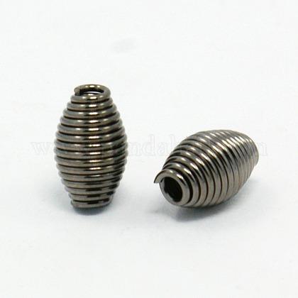 Perles de printemps de ferE029Y-B-1