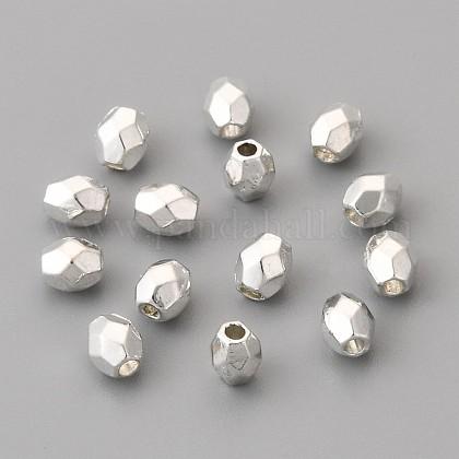 Abalorios de entrepieza de aceroTIBE-Q063-29S-RS-1