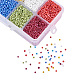 Mixed 12/0 Round Glass Seed BeadsSEED-PH0006-2mm-06-3