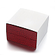 Square PU Leather Jewelry Boxes for WatchCON-M004-06-2