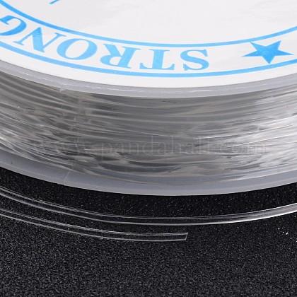 透明な弾性クリスタルスレッドEW-1.0D-1