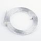テクスチャード加工されたアルミニウムワイヤーAW-R008-10m-01-2