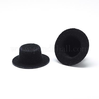 Cloth Hat DecorationX-AJEW-R078-4.0cm-07-1