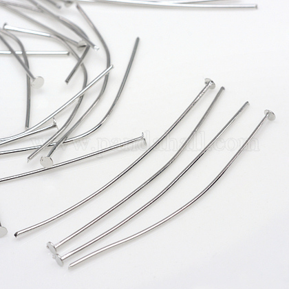 Iron Flat Head PinsIFIN-R217-0.7x70-P-NF-1