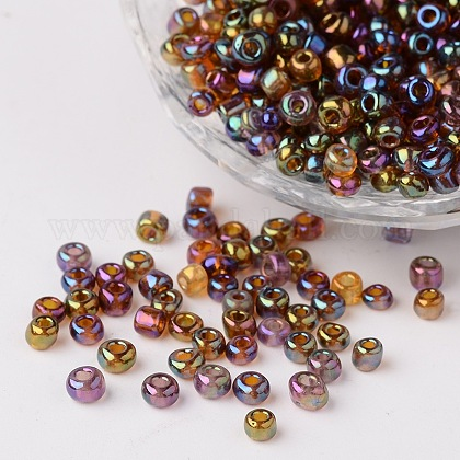 Glass Seed BeadsSEED-A007-3mm-176-1