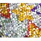 Plastic Paillette Beads PVC-PH0001-01-7